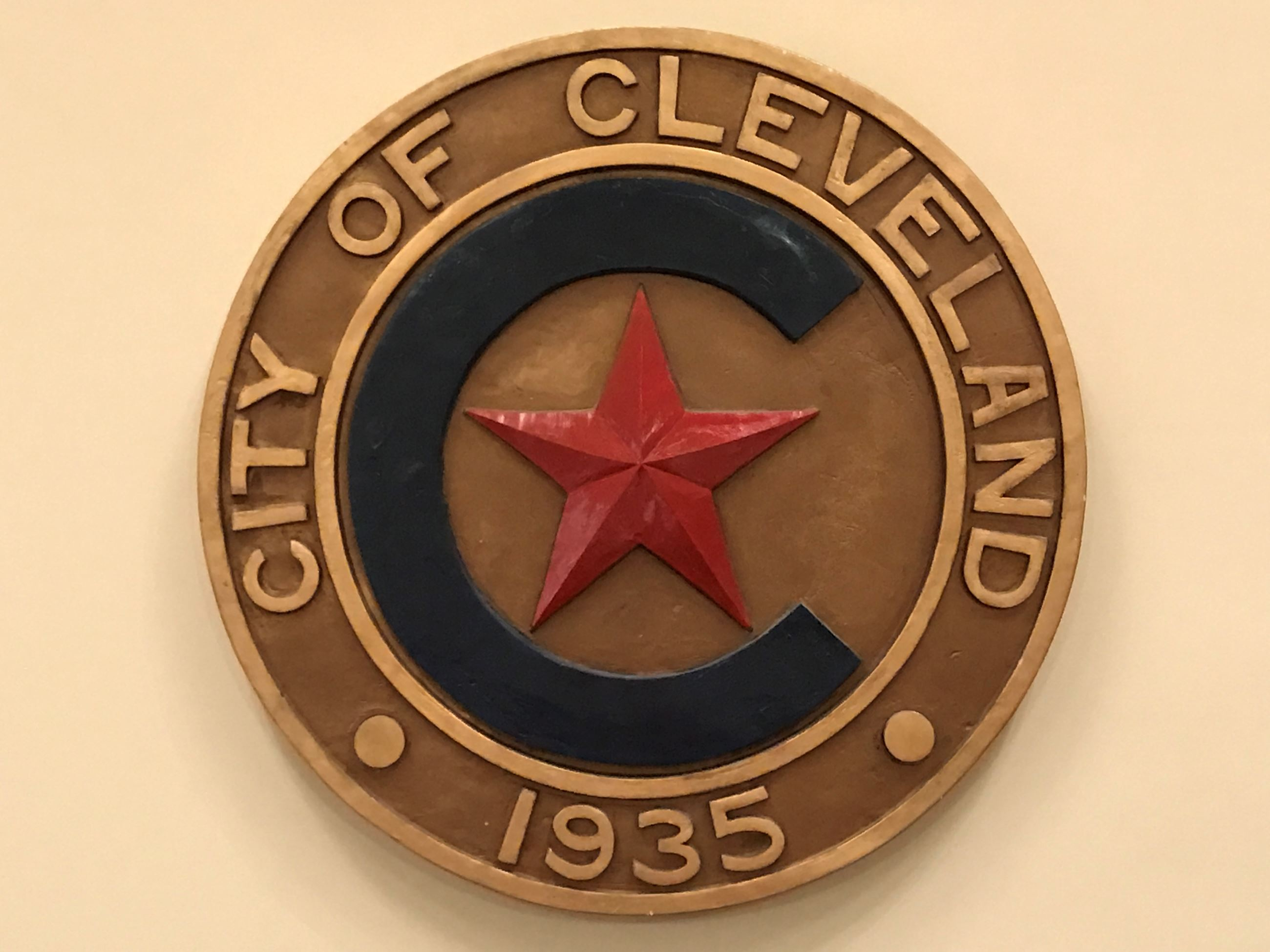 City of Cleveland Seal